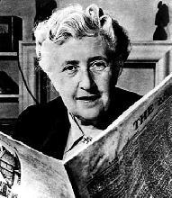 Şi-a înscenat Agatha Christie moartea?